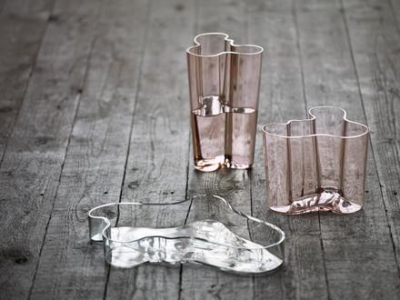Iittala – Aalto Savoy vase og Alvar Aalto skål