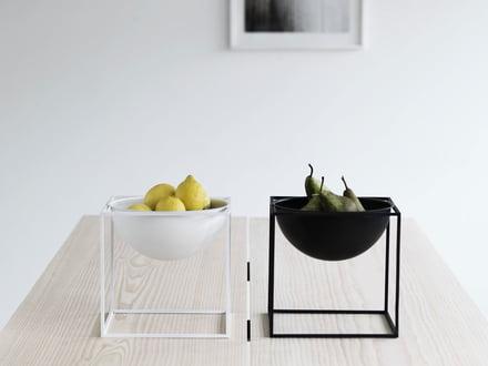 Frugtskål – Kubus Bowl fra by Lassen