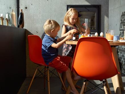 Designerkøkkenstole fra Vitra