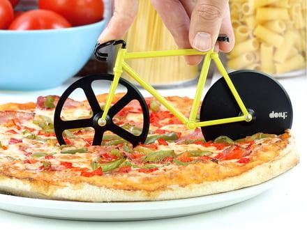 Fixie pizzaskærer fra Doiy