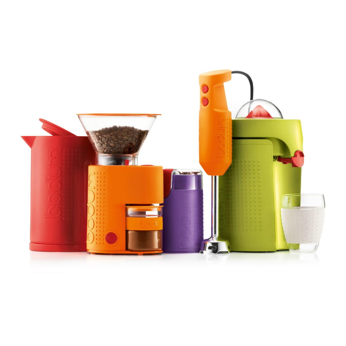 Bodum Bistro elektrisk kaffemølle 11160