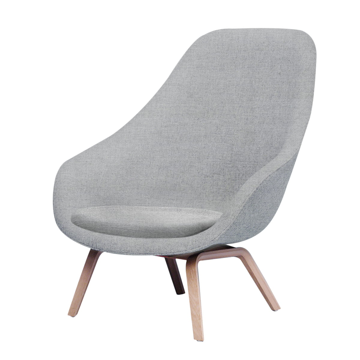 Hay About A Lounge Chair Aal 93 I Interi 248 Rshoppen