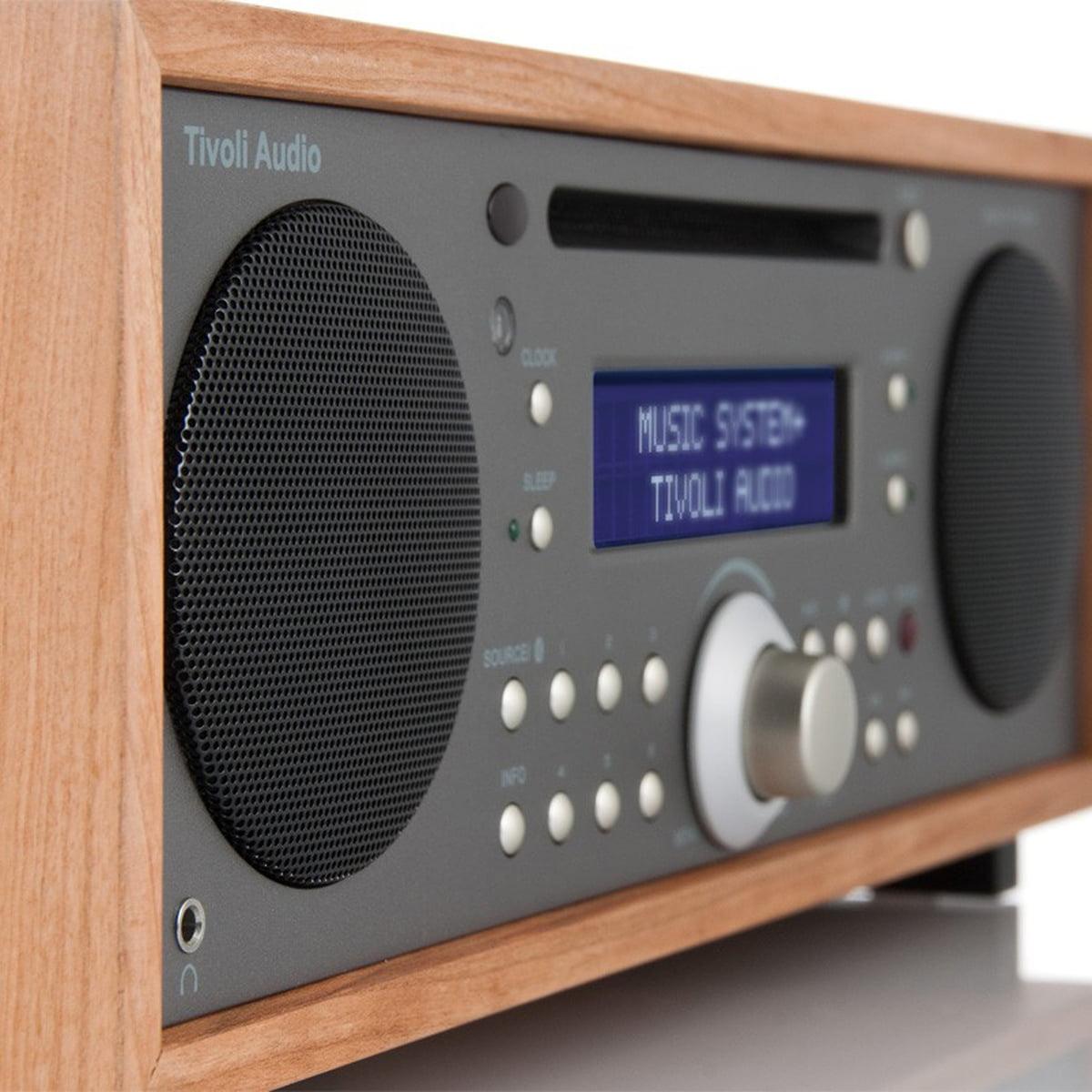 musiksystemet music system fra tivoli audio f s i interi rshoppen. Black Bedroom Furniture Sets. Home Design Ideas