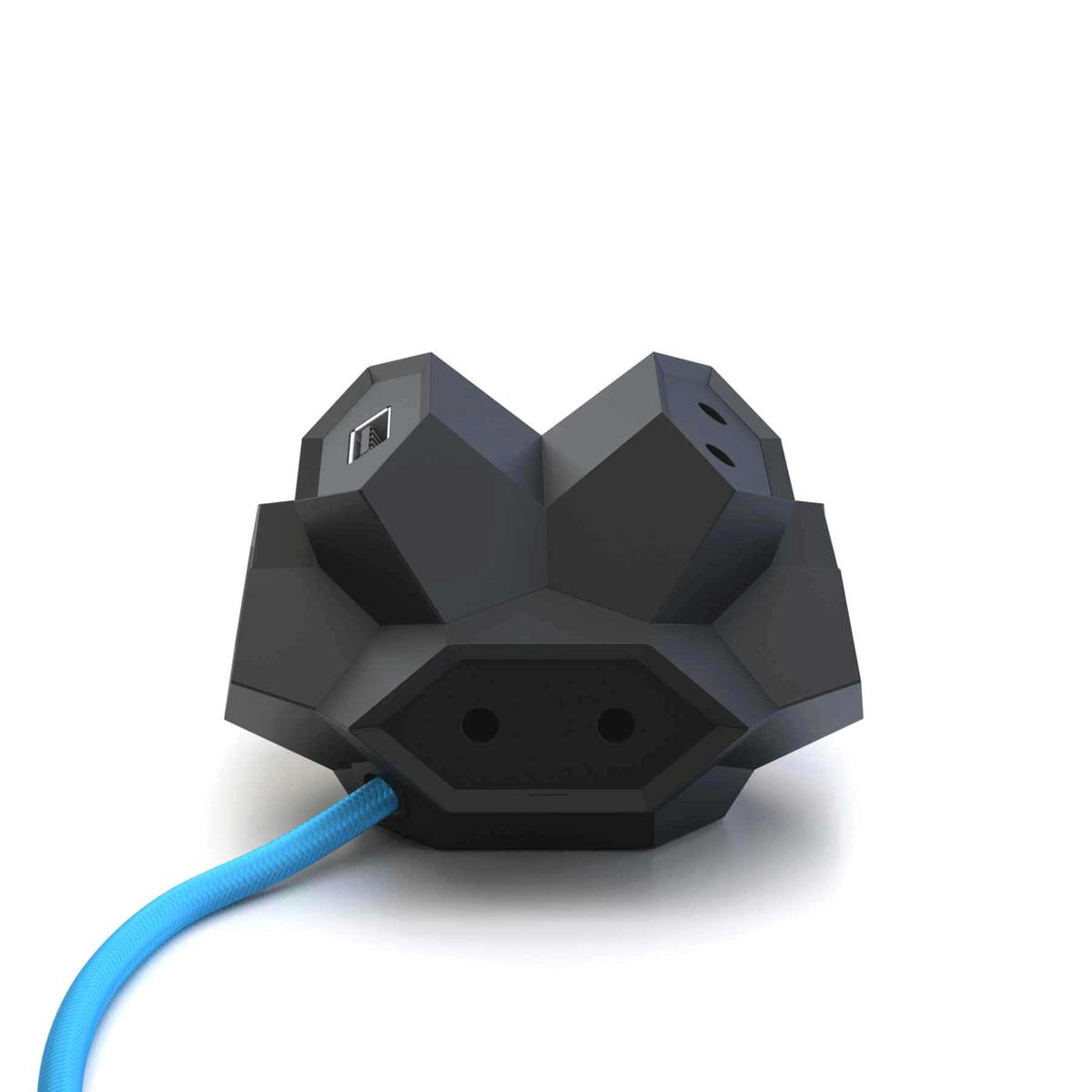 Top DiamondPlug med USB-udtag IK43