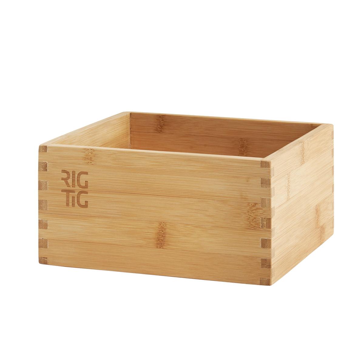 woodstock opbevaringsboks fra rig tig. Black Bedroom Furniture Sets. Home Design Ideas