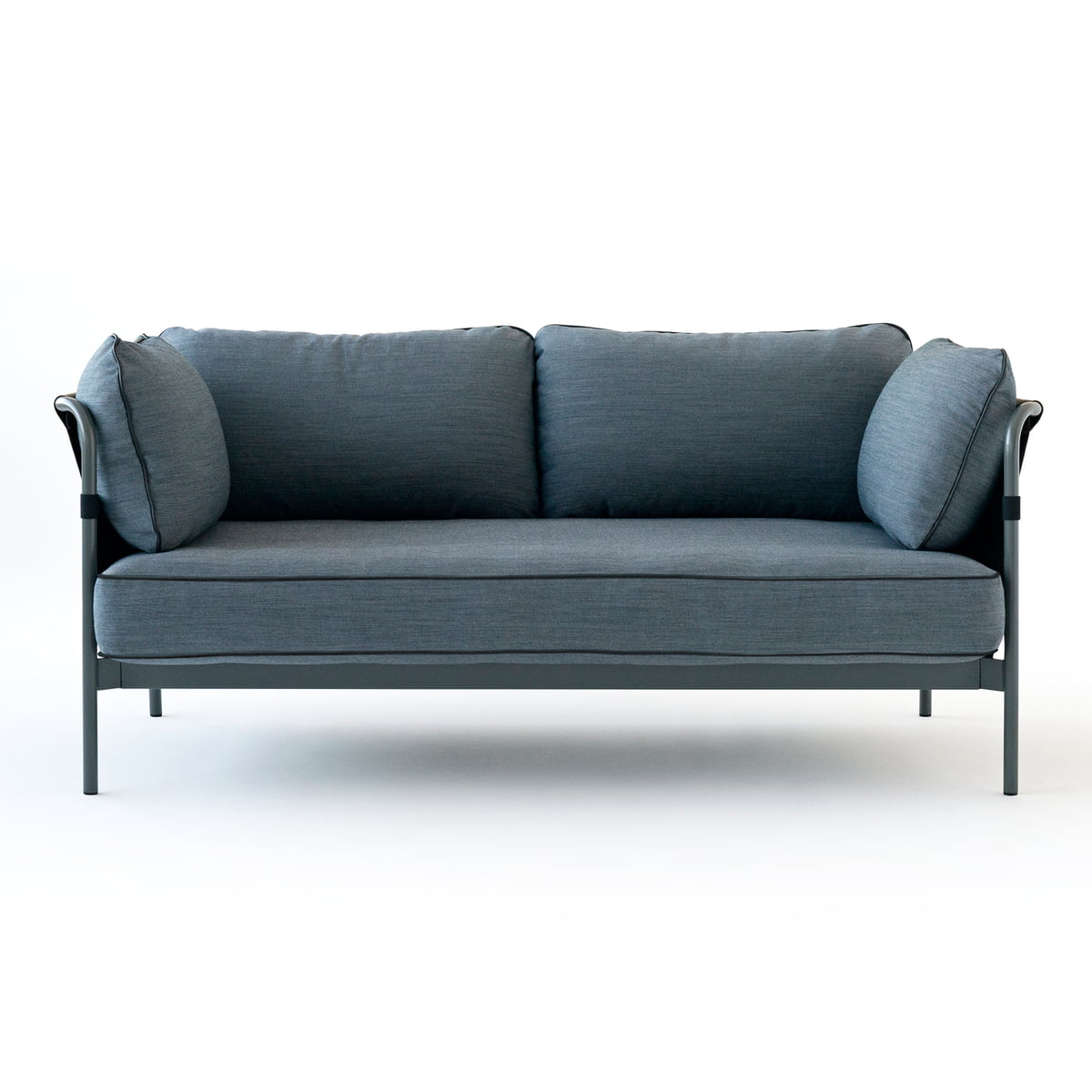 can 2 personers sofa fra hay i interi rshoppen. Black Bedroom Furniture Sets. Home Design Ideas