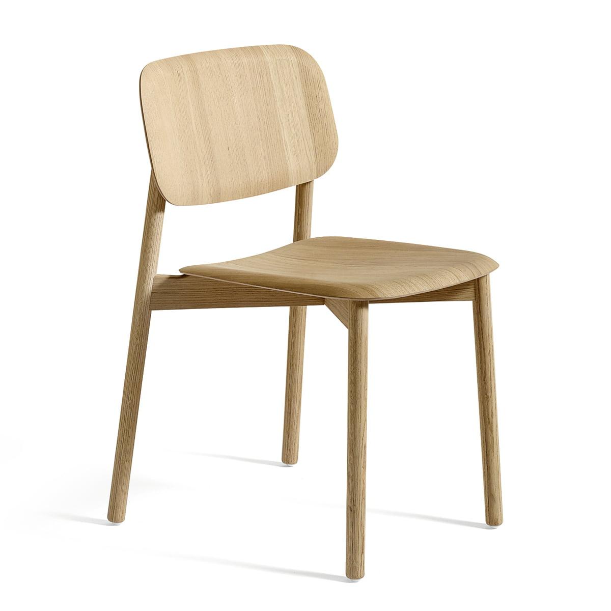 Hay – Soft Edge 12 stol, matlakeret eg
