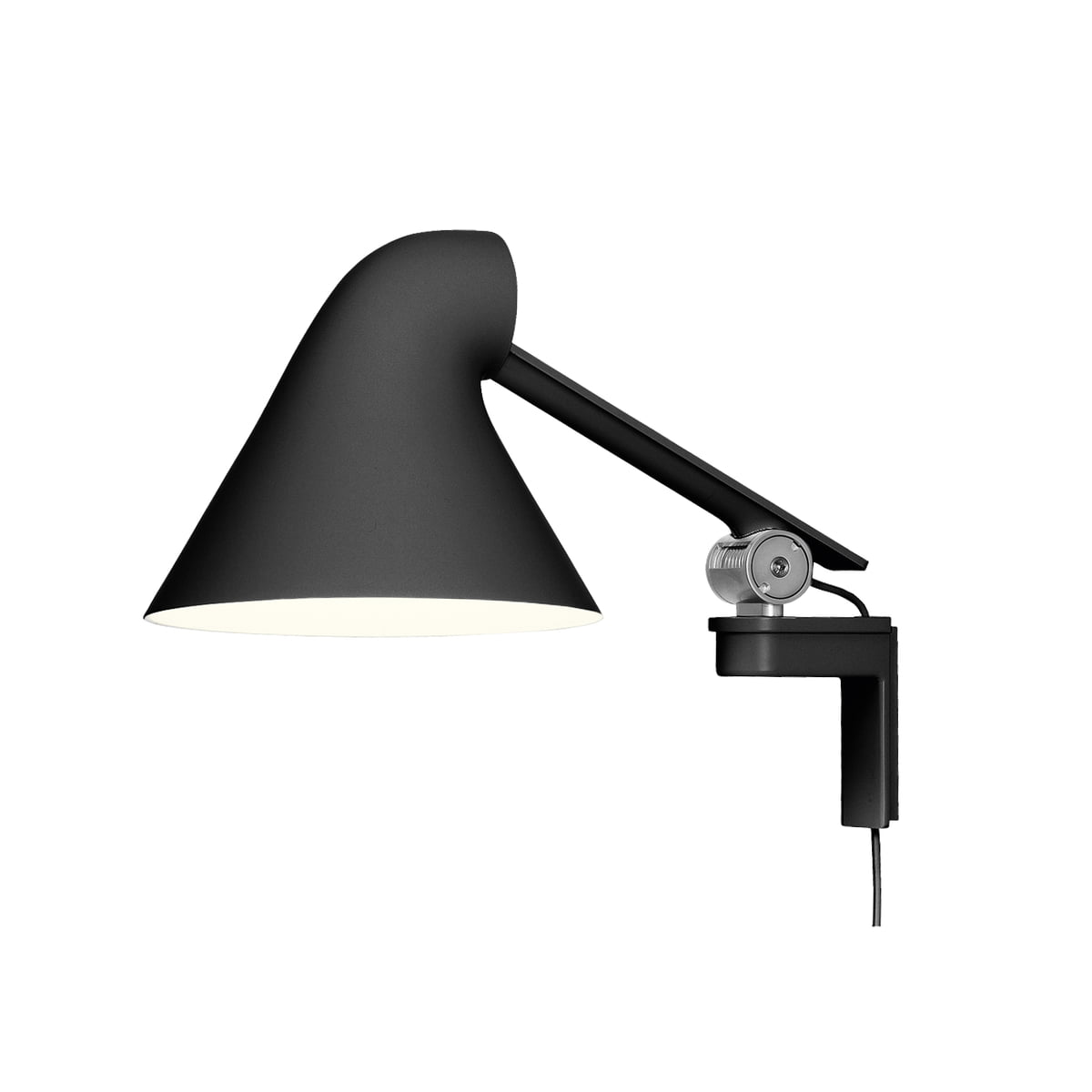 e4ddd53499c NJP væglampe fra Louis Poulsen i interiørshoppen