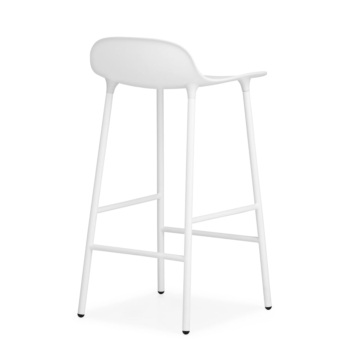 Form barstol fra nch med st lstel for Barhocker normann copenhagen