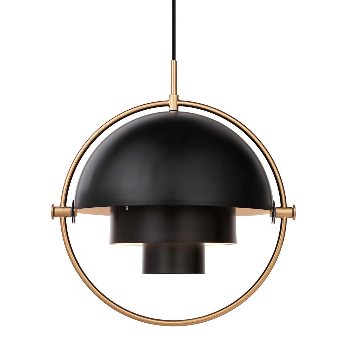 Multi Lite Pendel lampe af Gubi   Connox