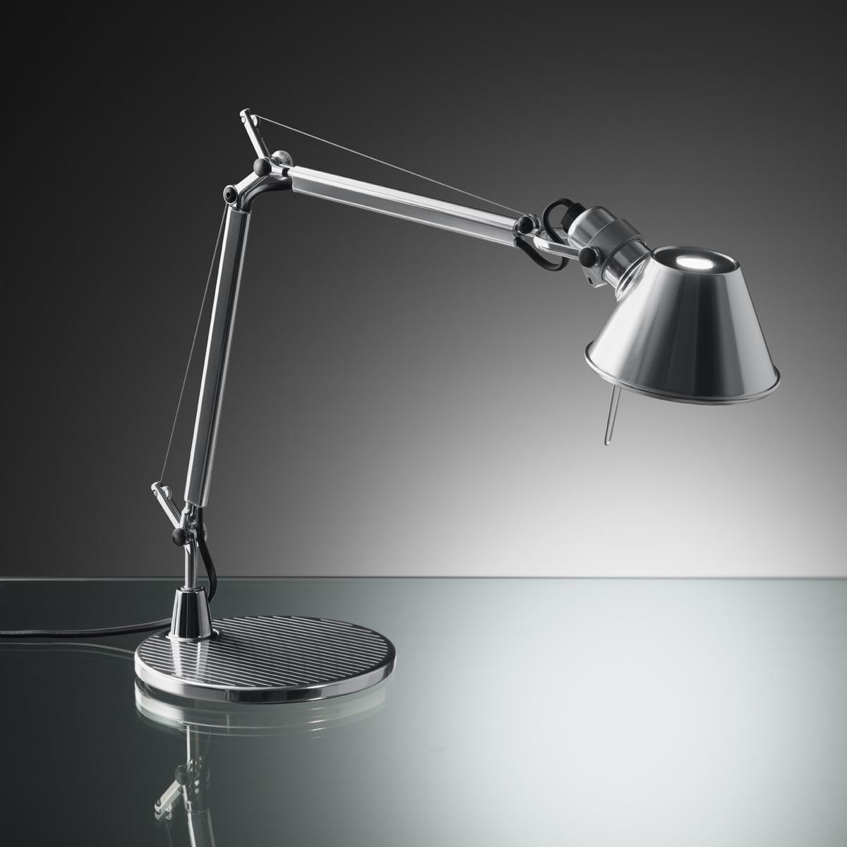artemide tolomeo micro bordlampe. Black Bedroom Furniture Sets. Home Design Ideas