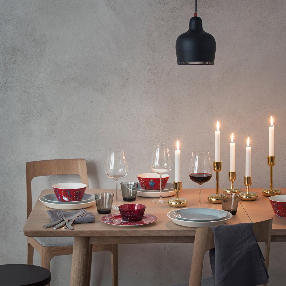 teema hvid fra iittala shop online hos connox. Black Bedroom Furniture Sets. Home Design Ideas