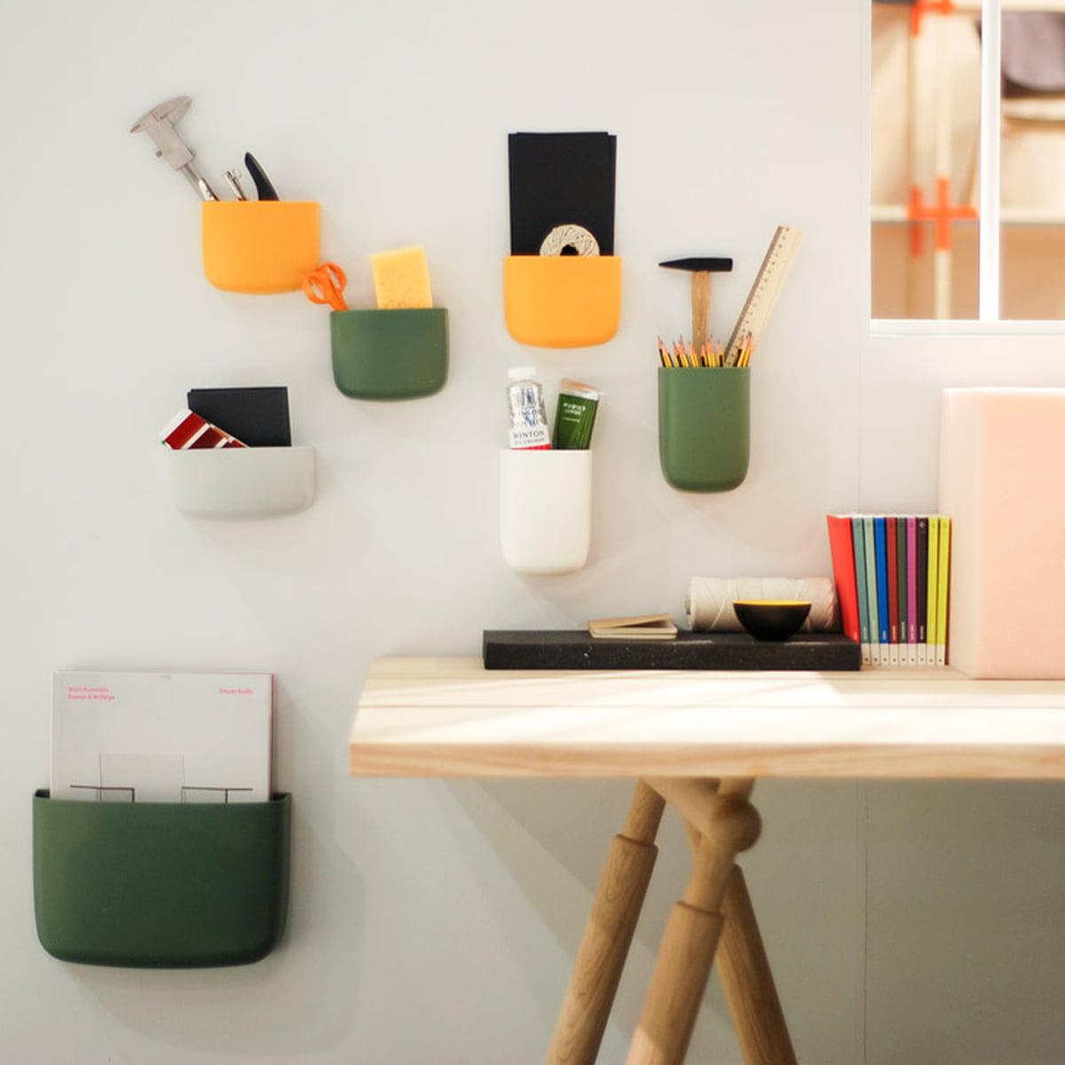 pocket organizer fra normann copenhagen. Black Bedroom Furniture Sets. Home Design Ideas