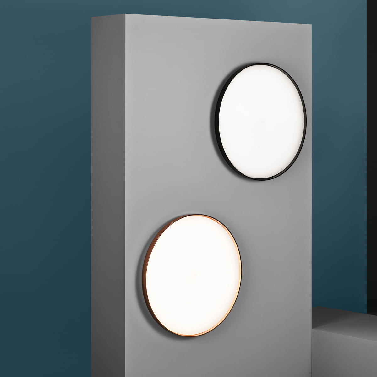Clara væg- og loftslampe i interiørshoppen