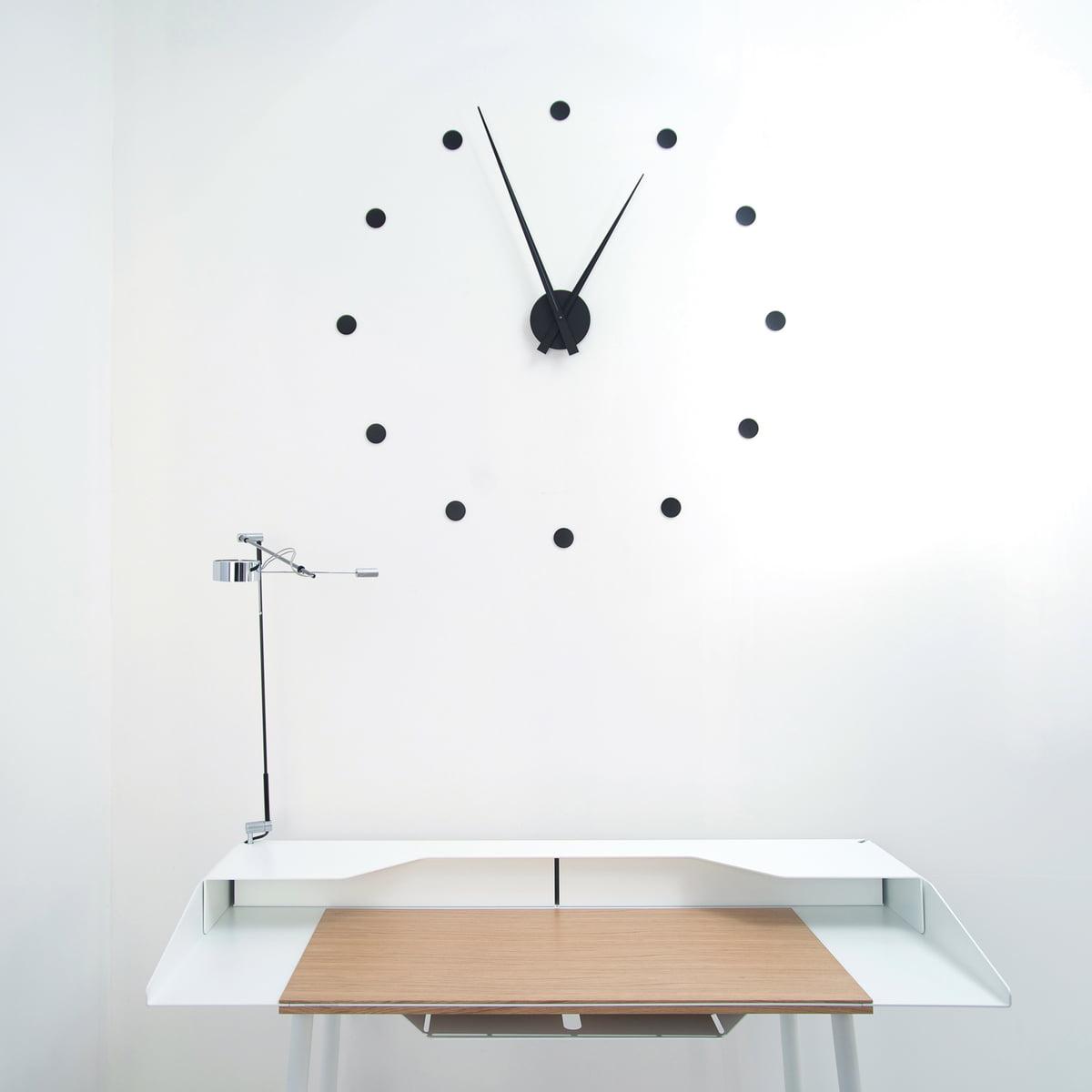 vægur design Flexible ur fra Radius Design vægur design
