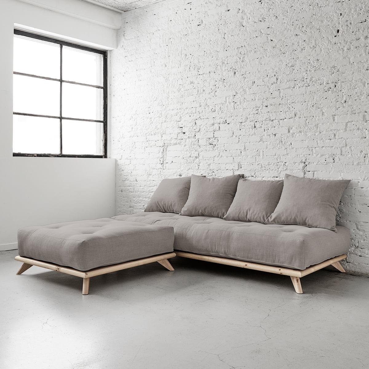 karup design senza sofa connox. Black Bedroom Furniture Sets. Home Design Ideas