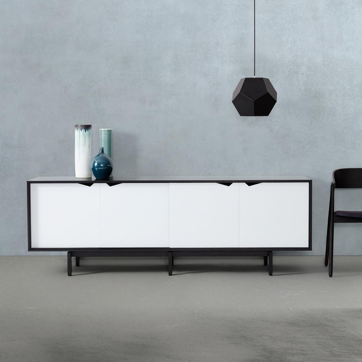 Ekstra S1 skænk ensfarvet fra Andersen Furniture RZ44