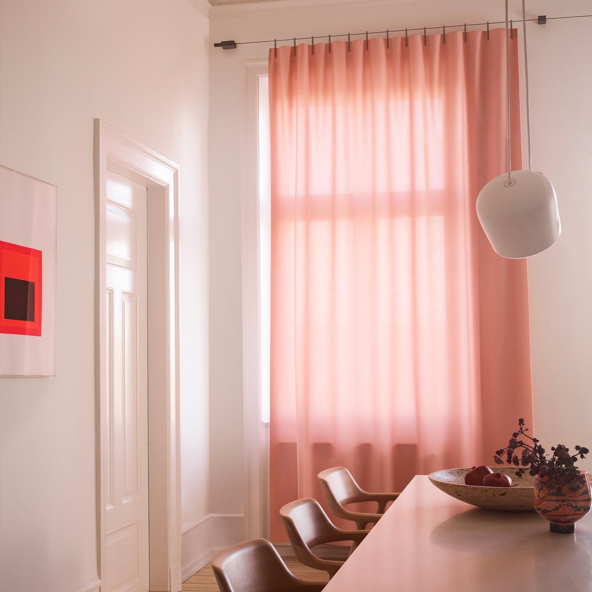 kvadrat gardiner Ready Made Curtain fra Kvadrat | Connox Interiørshop kvadrat gardiner