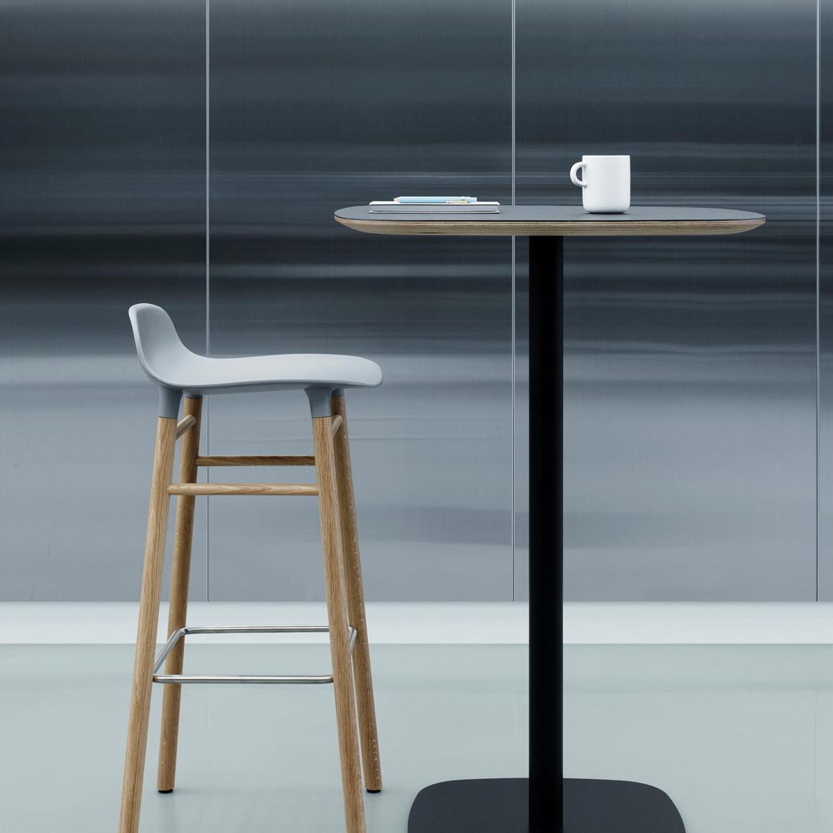 normann copenhagen barstol Form barstol 75 cm fra Normann Copenhagen normann copenhagen barstol