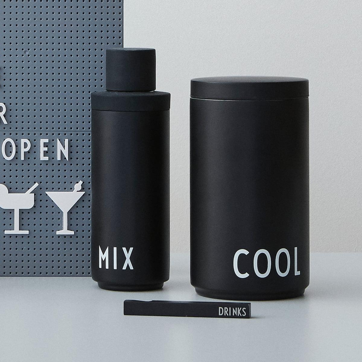 Flot Drinks mixer fra Design Letters   Connox YR-94