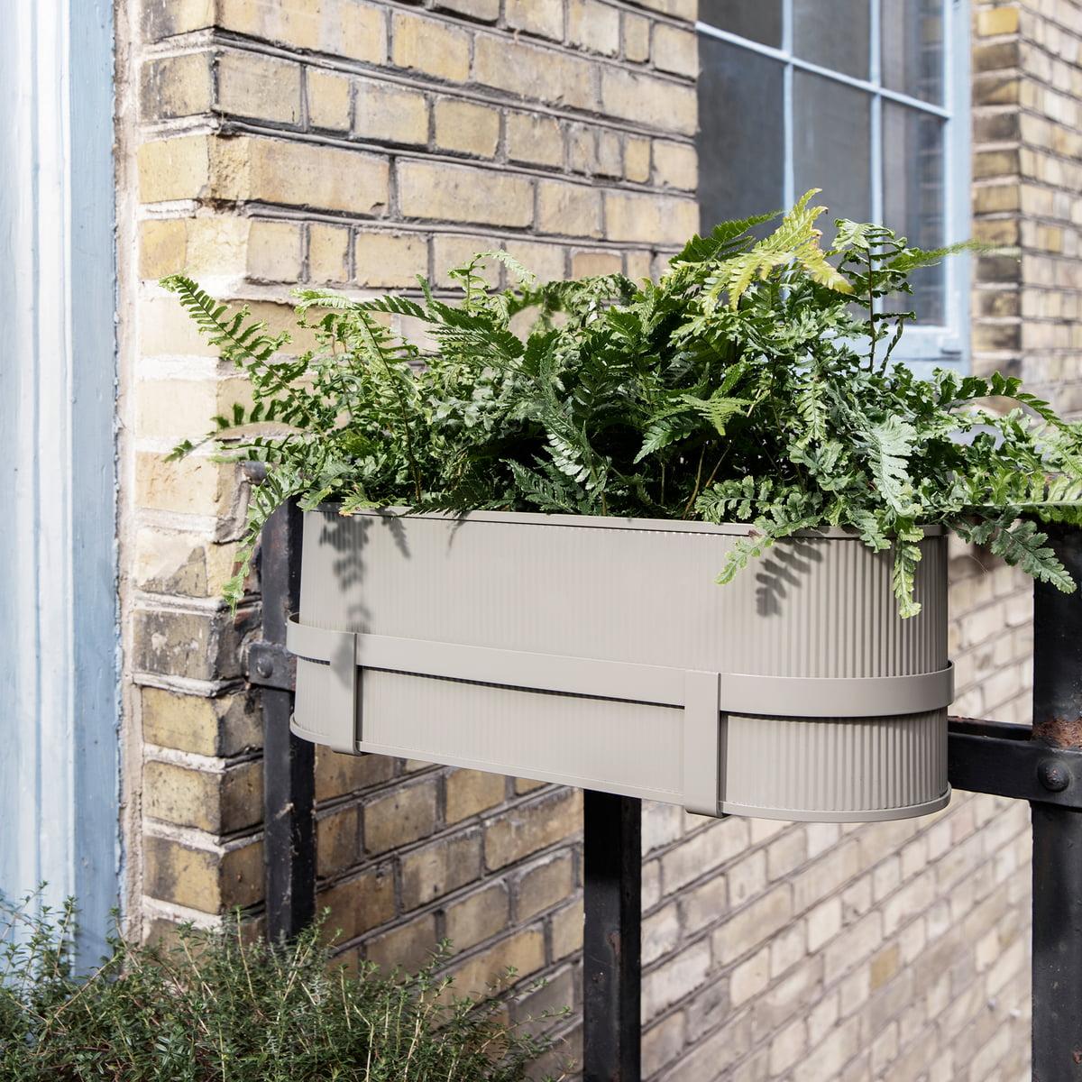 Ryddig ferm living - Konstruktion balkon box | Connox BP-36