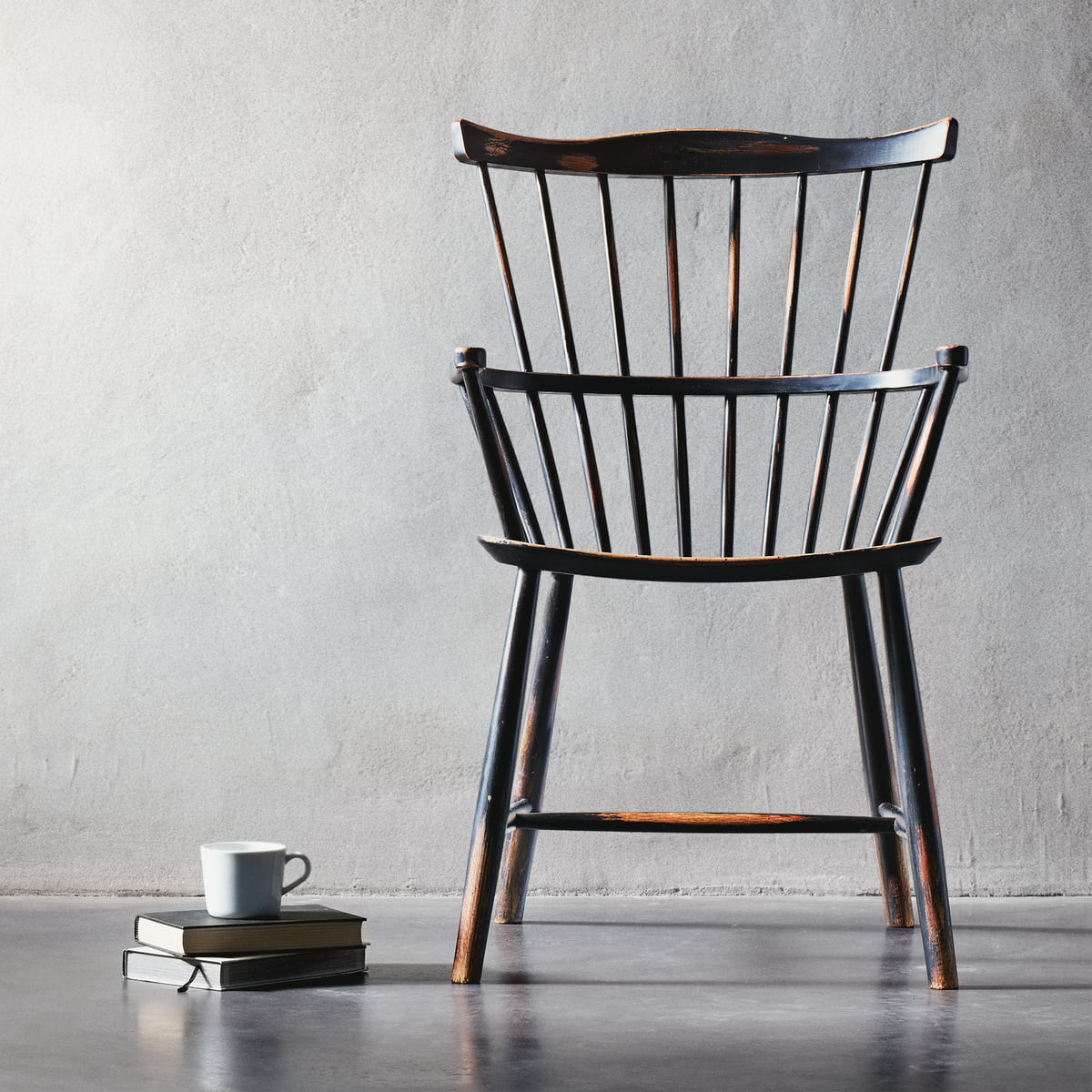 J52B spisebordsstol | FDB Møbler