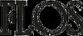 Logo for lampeproducenten Flos