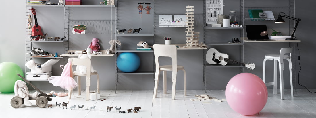 Skolestart – Pro skriveborde og stole
