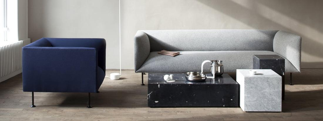 Menu Design skaber innovative produkter af høj kvalitet med skandinavisk design. Produkter såsom Afteroom-stolen eller Bottle salt- og peberkværn er sande bestsellere.