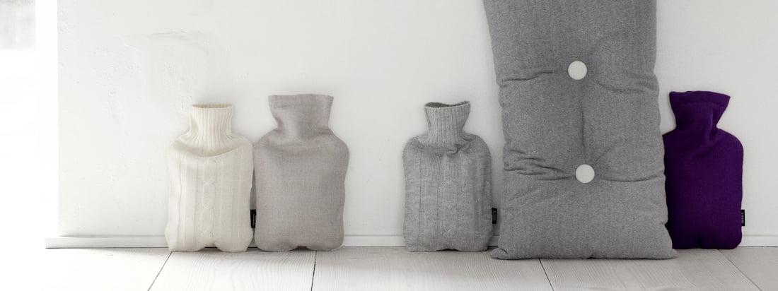 Den danske producent Elvang Danmark producerer særligt bløde tekstiler lavet af peruansk alpaka- og fåruld. Fås i design-shop,
