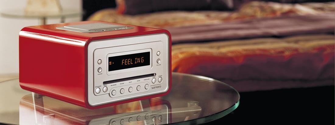 Herstellerbanner - Sonoro audio - 3840 x 1440