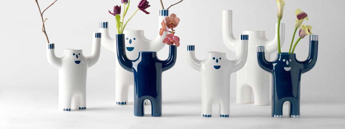 BD Barcelona er en designvirksomhed fra Spanien. Bdlove plantekrukken er en smuk beholder til planter og kan også bruges som bænk. Fås i Connox Interiørshop!