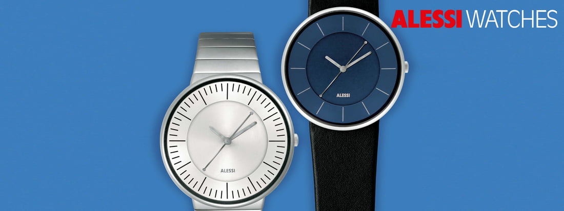 Alessi Watches kollektion, 16-6