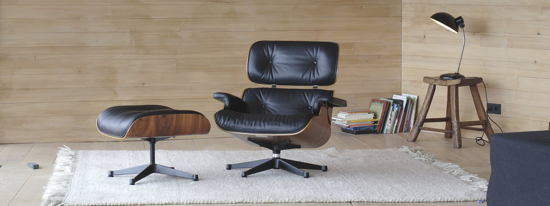 Vitra – Eames Lounge Chair – stemningsbillede