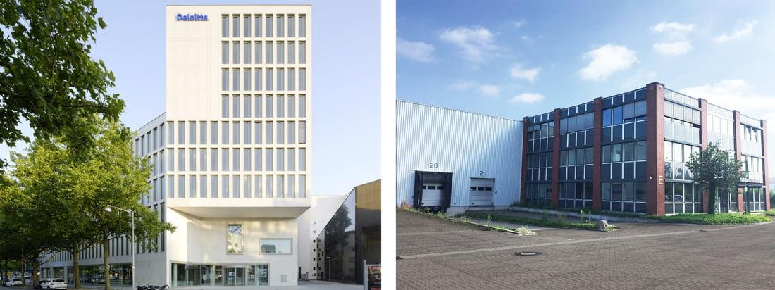 Standort Hannover - Collage - Büro und Lager