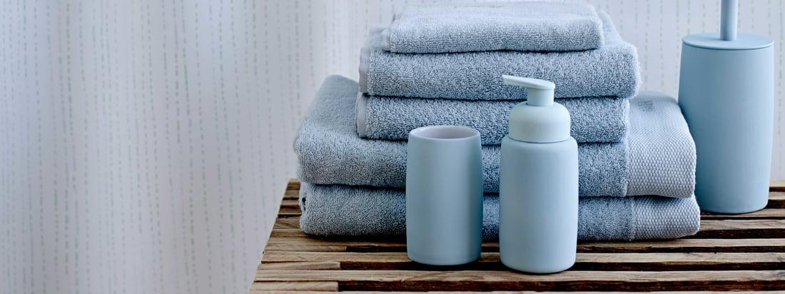 Södahl – Mono badeværelsestilbehør, blå