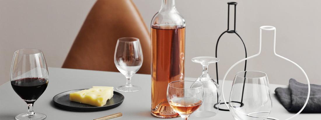 Flashsale: Elegant mousserende vin og champagneglas