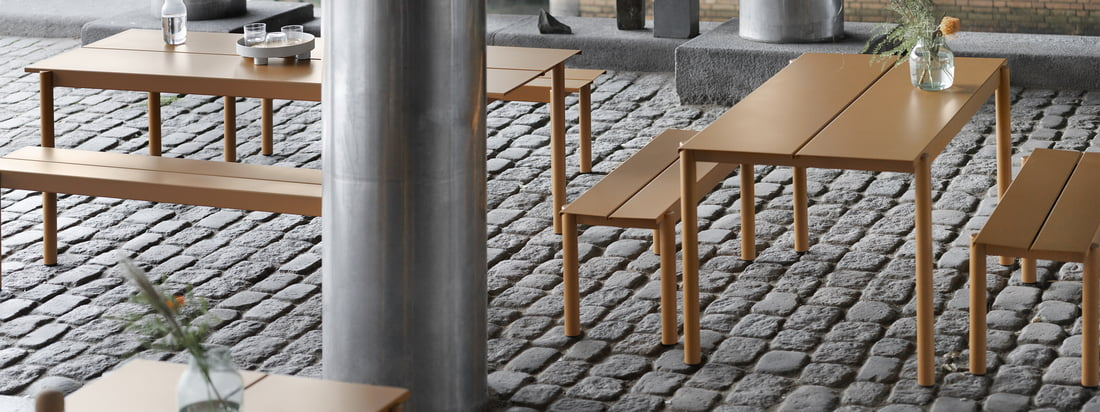 Muuto - Linear Steel Collection - Banner 16 til 6