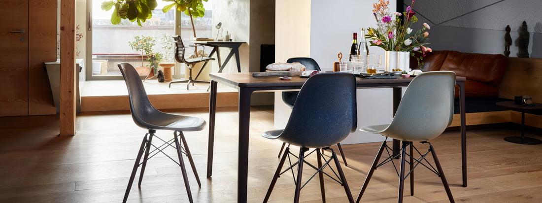 Vitra - Eames Glasfiberstole
