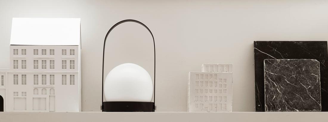 Menu - Carrie LED Lamp, schwarz Einzelabbildung , Flashsale