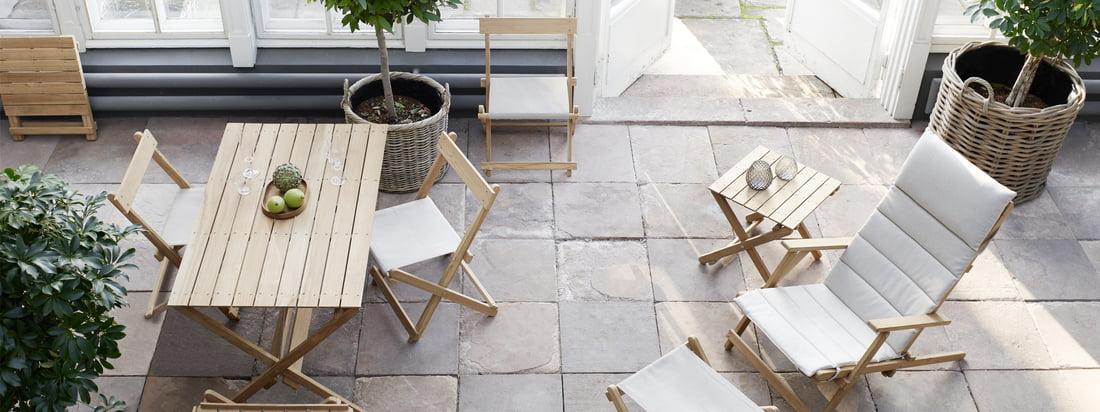 Carl Hansen - Deck Chair seriens banner