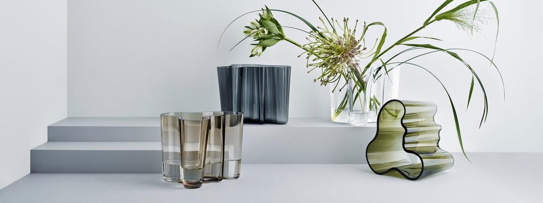 Iittala - Alvar Aalto-producentens bannerkollektion