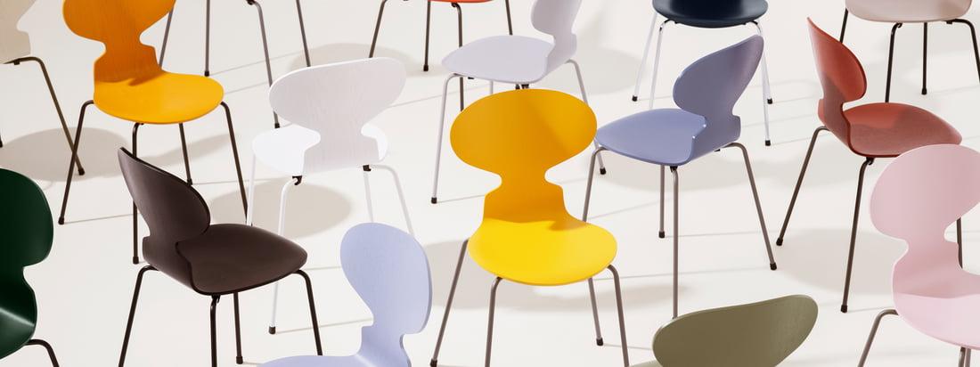 Fritz Hansen - A Sense of Colour