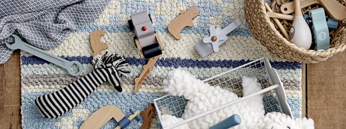 Med Mini serien fra Bloomingville er fantasien ikke begrænset i børneværelset. Mini serien står for børnemøbler og tilbehør af høj kvalitet lavet af naturlige materialer.