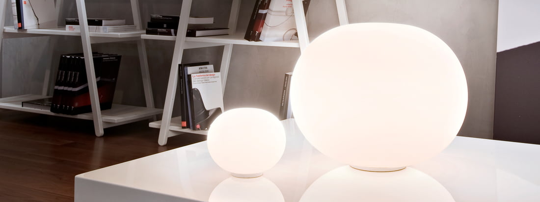 Flos - Glo-Ball lampeserie