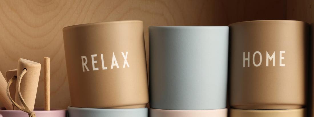 Design Letters - AJ Favorite Porcelain Mug