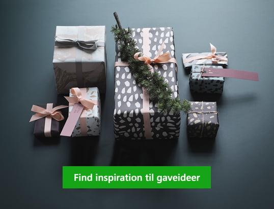 banner – gaveidéer