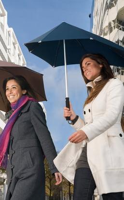 Accessories til hverdagsbrug: paraplyer til regnfulde dage, isskrabere til vinteren og askebægre til festen!
