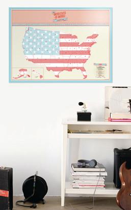 Kartografi – Luckies kategorioversigt