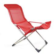 Fiam – Fiesta lænestol i aluminium